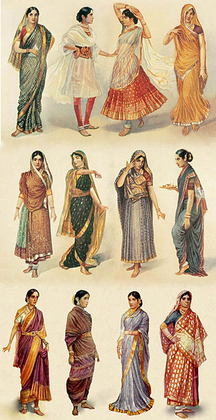 'What Women Want' – Saree Buyology